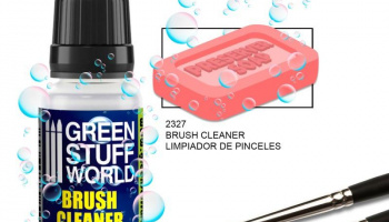 Brush Soap Cleaner and Preserved - Green Stuff World