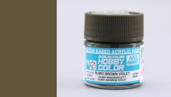 Hobby Color H421 - RLM81 Brown Violet - Gunze