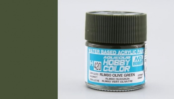 Hobby Color H 420 - RLM80 Olive Green - Gunze