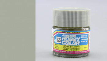 Hobby Color H 325 - FS26440 Gray - Gunze