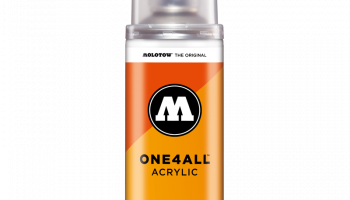 Acrylic Clear Coat Vernis 400ml - Molotow