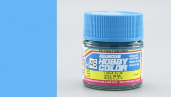 Hobby Color H 045 - Light Blue - Gunze