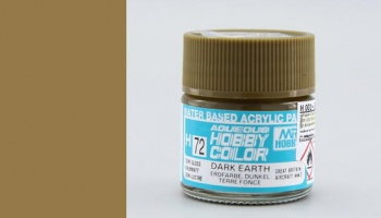 Hobby Color H072 Dark Earth - Gunze
