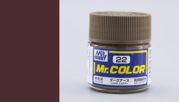 Mr. Color C022 Dark Earth - Gunze
