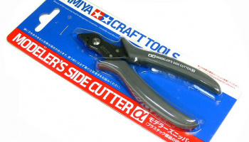 Modelers Side Cutter - Tamiya