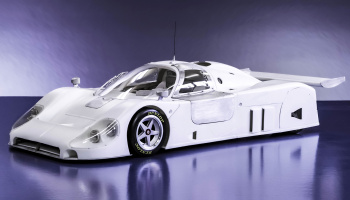 Jaguar XJR-9 LM Fulldetail Kit - Model Factory Hiro