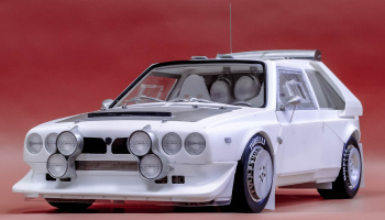 Lancia Delta S4 Fulldetail Kit - Model Factory Hiro