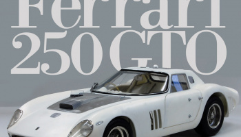 Ferrari 250 GTO [1964] Fulldetail Kit - Model Factory Hiro