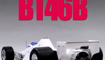 Brabham BT46/46B Fulldetail Kit - Model Factory Hiro