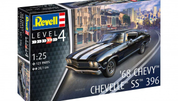 Chevy Chevelle 1968 - Revell