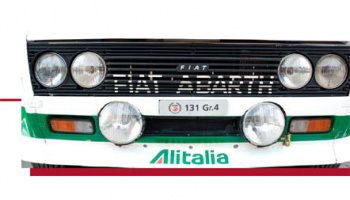 Fiat 131 Abarth Rally - Komakai