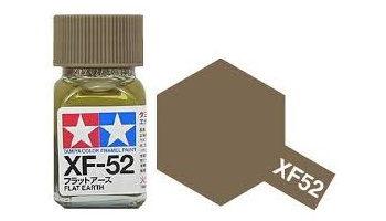 XF-52 Flat Earth Enamel Paint XF52 - Tamiya