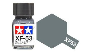 XF-53 Neutral Grey Enamel Paint XF53 - Tamiya