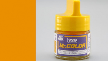 Mr. Color C 329 - FS13538 Yellow - Gunze
