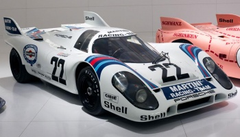 Porsche 917 Martini White Paints 60ml