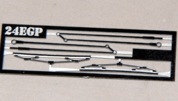 Set of 2 Pantograph Wipers in Photoetched - Renaissance