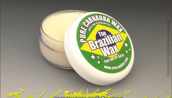 Brazilian Wax (Pure Carnauba Wax) - Zero Paints