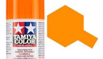 Spray TS96 Fluorescent Orange - Tamiya