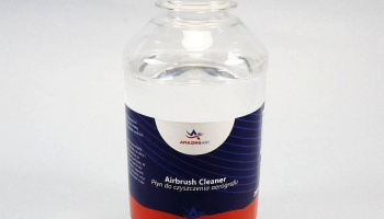 Airbrush Cleaner 250ml - Amazing Art
