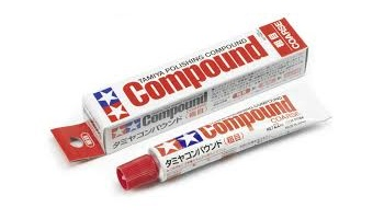 Polishing Compound Coarse – Tamiya