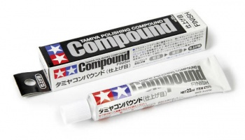 Polishing Compound Finish – Tamiya