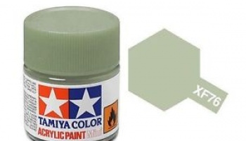 XF-76  Gray Green Acrylic Paint Mini XF76 - Tamiya