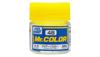 Mr. Color - Clear Yellow - Gunze