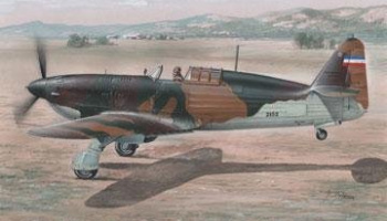 1/72 Rogozarski IK-3 Fighting Prototypes
