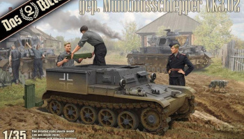1/35 Gepanzerter Munitionsschlepper VK3.02