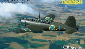 1/48 SAAB B17A - The first SAAB aircraft