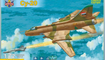 1/72 Sukhoi Su-20 (with Kh-28 missile)