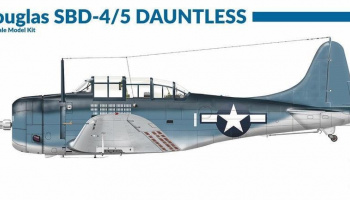 1/72 Douglas SBD 4/5 Dauntless