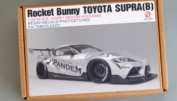 Rocket Bunny Toyota Supra(B) For T 24351 1/24 - Hobby Design