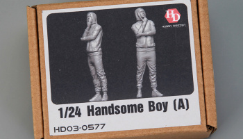 Handsome Boy (A) 1/24 - Hobby Design