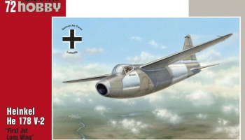 1/72 Heinkel He 178 V-2 - Re-issue