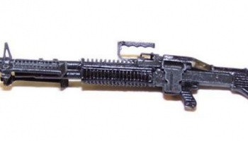 1/35 US Machine gun M 60