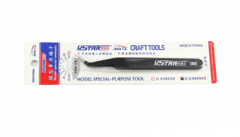 Straight Curved Tweezer - U-Star