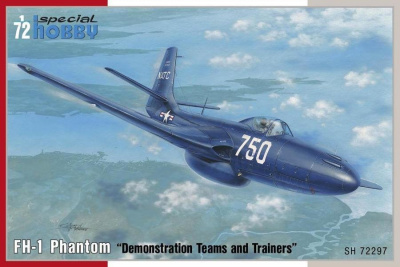 1/72 FH-1 Phantom Demonstration Teams and Trainers