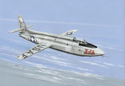 1/72 X-1A/D Second Generation