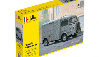 "Citroen Fourgon Hy ""Tube - Heller"