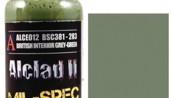 British Interior Grey-Green (BS381C-283) - 30ml