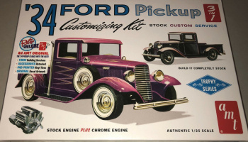 Ford Pickup 1934 1/25 - AMT