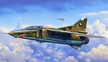 "1/72 MiG-23UB ""Flogger C"" Warsaw Pact"