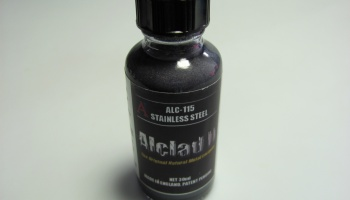 Stainless Steel (ALC115) - Alclad II