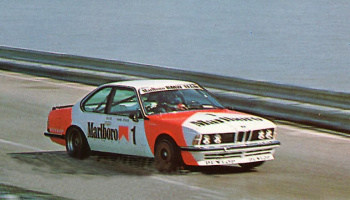 BMW 635 Csi 1983-1985 Macau Guia Race 1:24 - MSM Creation