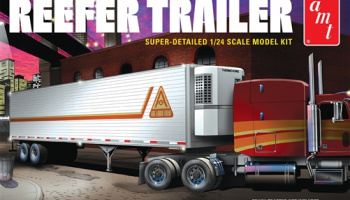REEFER SEMI TRAILER 1:24 - AMT