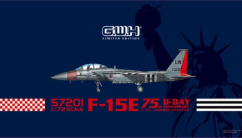 F-15E 75th D-Day Anniversary (1:72) - Great Wall Hobby