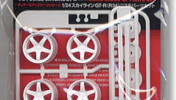 Nissan Skyline GT-R Nismo Dress-Up Parts set - Tamiya