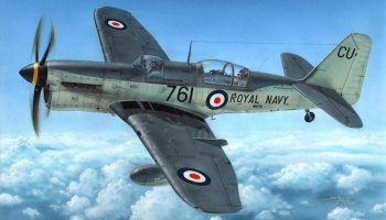 1/48 Fairey Firefly AS Mk.7 Antisubmarine version
