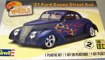 Ford Coupe Street Rod - Revell